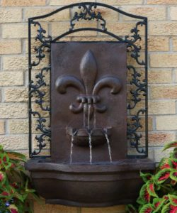Wall Fountain Designs You Might Fall In Love With 4